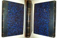 HISTOIRE DU CONSULAT 1865 THIERS NAPOLÉON BONAPARTE 1 VOLUME RELIE 77 DESSINS