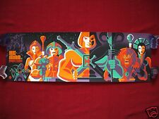 HE-MAN AND THE MASTERS OF THE UNIVERSE TOM WHALEN MATTEL ART PRINT VARIANT MONDO