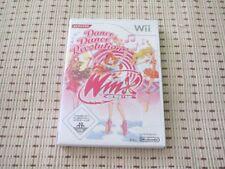 Dance Dance revolution Winx Club pour Nintendo Wii et Wii U * Neuf dans sa boîte *