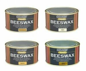 Colron - Refined Interior Wood Professional BEESWAX - 4 Colours - 400g