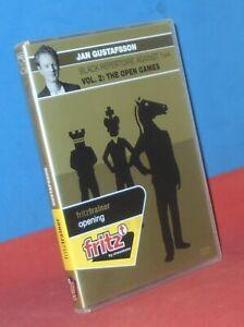 Black Repertoire Against 1 e4 Vol. 2: The Open Games (Chess DVD-ROM)