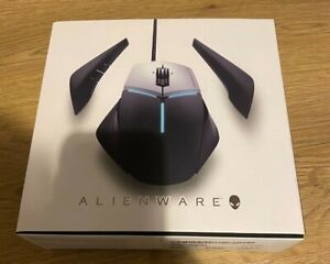 Alienware Elite Gaming Mouse AW958 - 12, 000 DPI - 5 On-The-Fly DPI Settings