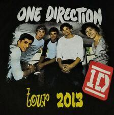 One direction t-shirt tour 2013 28x21