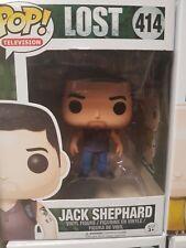 Funko Pop Jack Shephard 414 Lost T.V Show UK Seller  Genuine Vinyl Pop Figure