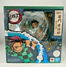 Demon Slayer Kamado Tanjiro Water Breathing Statue Figure Figuarts Zero