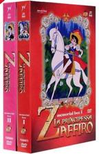 | LA PRINCIPESSA ZAFFIRO SERIE COMPLETA IN 10 DVD - BOX 1-2 ed. RaRa OPERA COMP