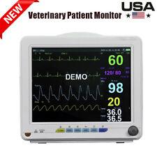 Vet Icu Patient Monitor Veterinary Multi Parameter Icu Vital Signs Animal Use Us