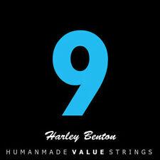 JEU DE CORDES DE GUITARE ELECTRIQUE HARLEY BENTON 09 …