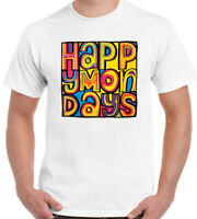 Happy Mondays T-Shirt, Mens Unisex Top