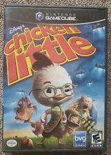 Disney's Chicken Little (Nintendo GameCube, 2005) Gamecube