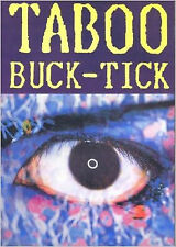 BUCK-TICK TAB BAND SCORE BOOK BUCK-TICK TABOO