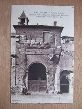 CPA VIENNE (38 ISERE) PORTIQUE ROMAIN FRAGMENT D'UNE ARCADE DU FORUM 1er siècle