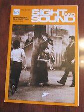 Sight & Sound 1976 Picnic at Hanging Rock Barry Lyndon Tarkovsky Gance Aldrich