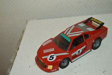 VOITURE FERRARI 308 GTB 4 TURBO POLISTIL 1/24 CAR DIE CAST COURSE MANS  N° 5
