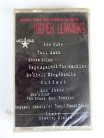 Higher Learning Cassette 1994 Soundtrack Made In Saudi Arabia New Sealed