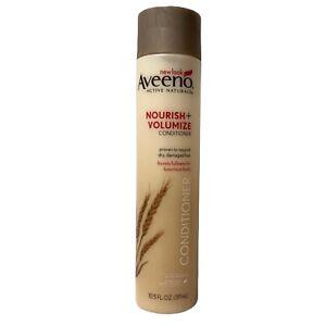 AVEENO Active Naturals Nourish + Volumize Conditioner 10.5 oz New