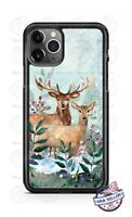 White-Tailed Deer Country Wildlife Phone Case For iPhone Samsung LG Google