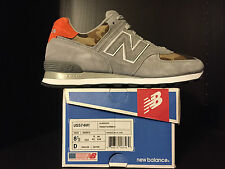 New Balance x Ball and Buck - Grey Camo US574M1 - Size 8.5