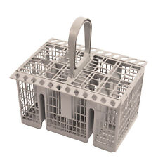 GENUINE Hotpoint Dishwasher Cutlery Basket Grey C00257140 FIT LSB5B019XUK & MORE