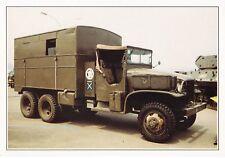 WW2 - Camion PC du Général Leclerc de la 2ème DB