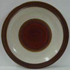 "Denby POTTER'S WHEEL RUST RED 10-1/8"" Dinner Plate ~MORE ITEMS AVAILABLE ~Great"