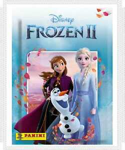Panini Frozen 2 Sticker Story 2021 Sticker Collection - 10 sealed packs