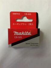 Makita Spazzola di Carbone CB-325 9553-9555 194074 -2 consegna gratuita di prima classe