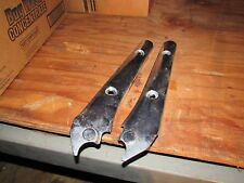 2001 kawasaki bn125 rear fender strut arm covers cover