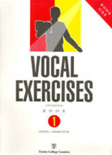 Vocal exercises Book 1 (Initial-Grade 4); Trinity Guildhall. - TCL090102