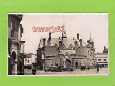 More details for wokingham town hall & market place unused rp pc  photochrom ref c957
