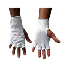 Opttiuuq Fingerless Cotton Inner Gloves (Batting Wicket Keeping) Youths Adults