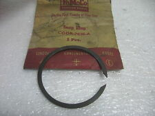 1960-1964 FALCON TRANSMISSION REAR OUTPUT SHAFT BEARING RETAINER SNAP RING NOS