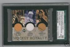 2002/03 Lemieux, Lindros, Thornton Hockey Royalty Limited /25 BV $175