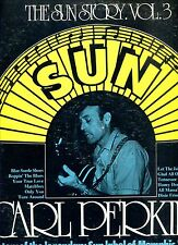 CARL PERKNS the sun story vol 3 US EX LP