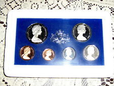 1969 Proof Set  No toning or Spotting Scarce in This Condition