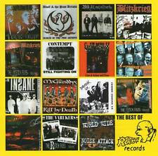 V/A - THE BEST OF RETCH CD BLITZKRIEG, THE INSANE, ENGLISH DOGS, VARUKERS, BLITZ