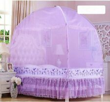 CdyBox Princess Mosquito  Curtains Netting  (Purple, Full/Queen). #8