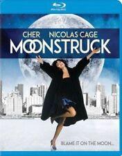 Moonstruck With Cher Blu-ray Region 1 883904233008