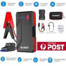 Suaoki P4 40Wh 500A Power Bank Auto Jump Starter USB Emergency Charger Booster