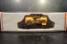 RARE OLD LIMA N SCALE GOODS TRAIN MODEL RAILWAY NO 320784 MOBIL LP GAS TANKER