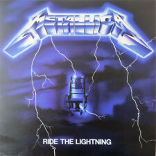 Metallica – Ride The Lightning - Vinyl and cover strong VG+ close to NM
