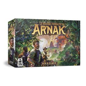 Le Rovine Perdute di Arnak - Lost Ruins of Arnak - edizione italiana