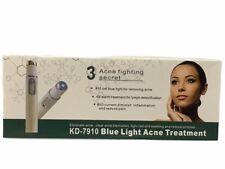 KD-7910 Blue Light,415nm, Acne Treatment Pen Warming Bio Current Use 2X a Week