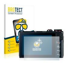 2x Film Protection Mat pour Canon Powershot G9 X Protecteur Ecran