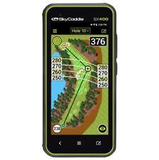 SkyCaddie SX400 Golf GPS + FREE Silicone Case & Belt Clip