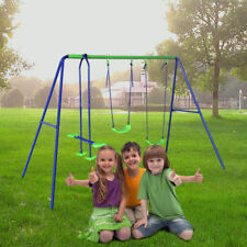 3 in1 Kinder Gartenschaukel Kinderschaukel Schaukel Schaukelgestell