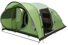 Coleman Fastpitch Valdes 4 Person Air Frame Tent - Sevylor 12v Pump