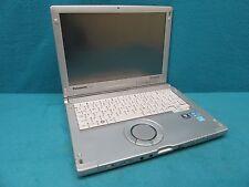 "Panasonic Toughbook CF-C1 12.1"" w/ Intel Core i5 2.50GHz 2GB RAM 320GB HDD"