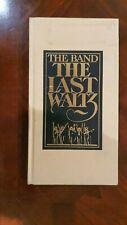 The Band The Last Waltz 4CD Album Very Rare