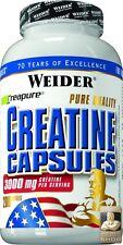 Weider Pure Creatine Kapseln Dose mit 200 Kapseln = 249 g (11,24 EUR pro 100 g)